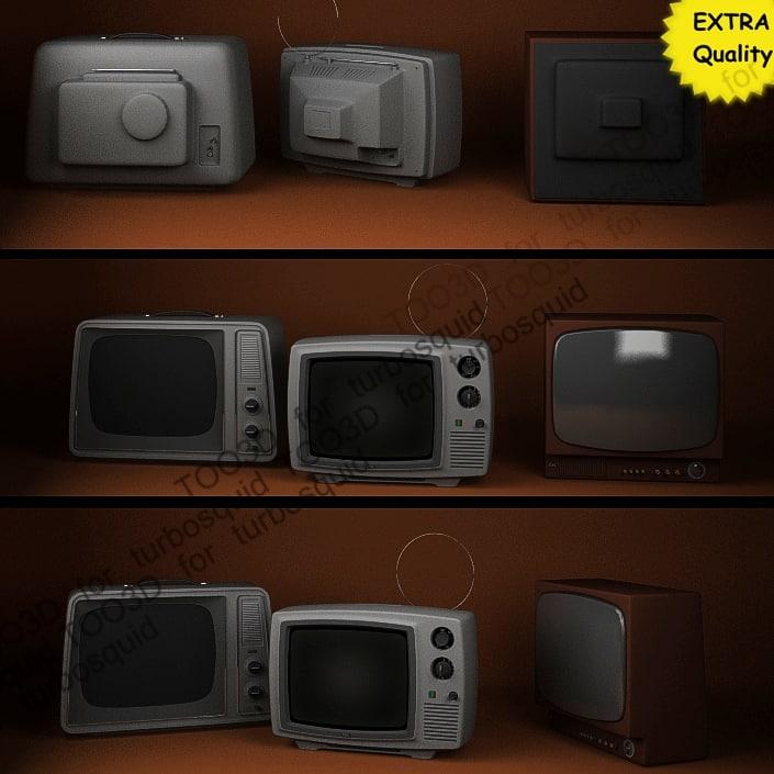lwo tv color set