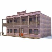 Western House 03