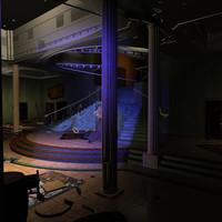 dwg interior