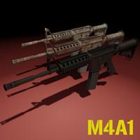 max m4a1 woodland camo m4