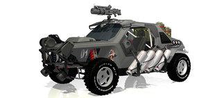 war buggy 3dm