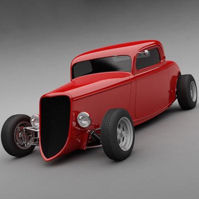 1933 33 boyd 3d model