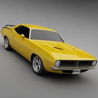 1970 Plymouth Cuda 440