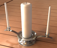 Candle stand 2