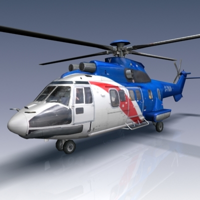eurocopter 332l helicopter max