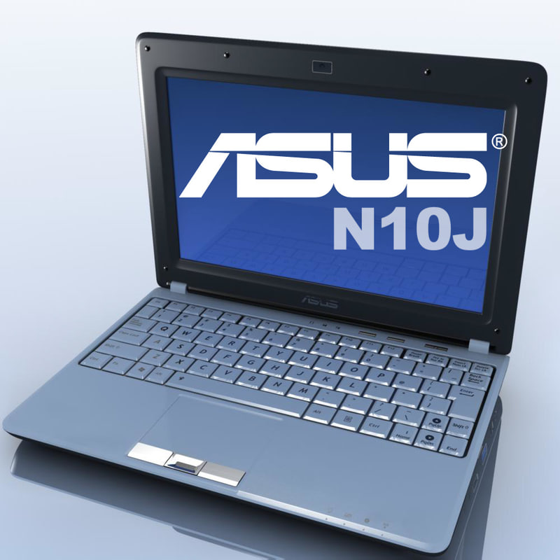 Asus N10J Notebook Touchpad Descargar Controlador