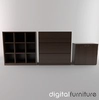 3ds max office storage