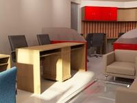 office webex 3d model