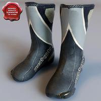 Sport Racing Boots