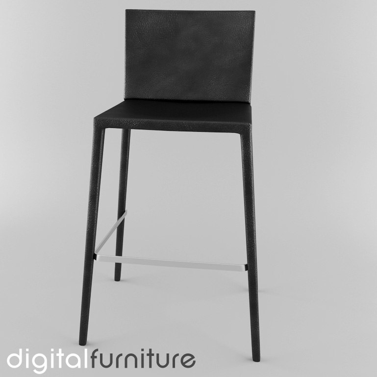 stool digital 3d 3ds