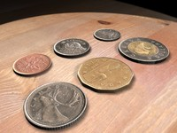 All Canadian Coins