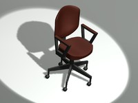 truespace office chair