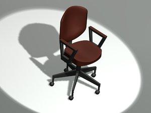 truespace office chair