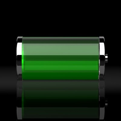 cinema4d battery iphone style