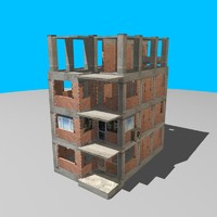 3d max arab middle east house building