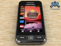 samsung star - s5230 3d model