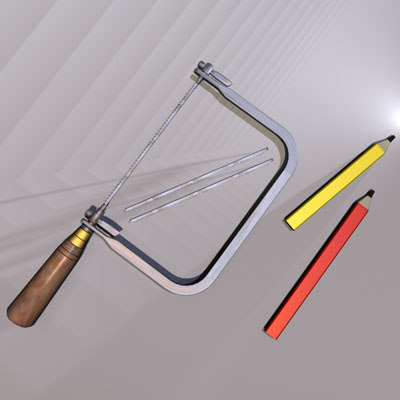 3d model coping saw 01