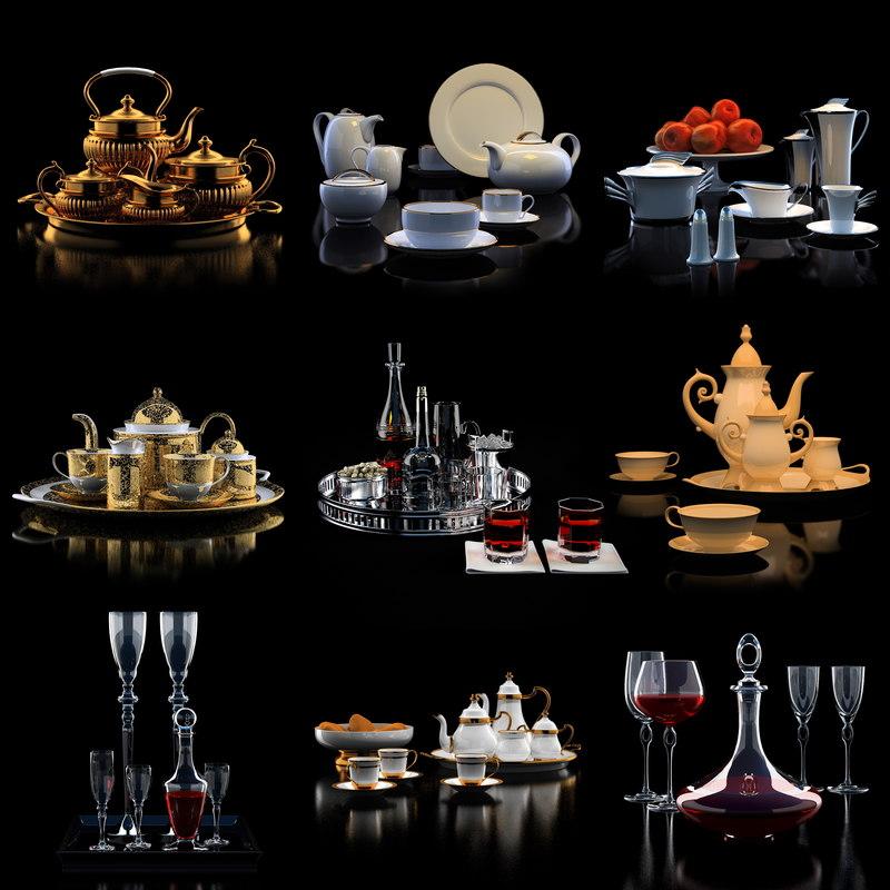 3d tableware formitalia murina