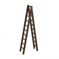 ladder stepladder 3d obj