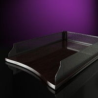 Paper - Letter Tray - Accurate and scale