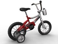 child children bmx 3d 3ds
