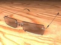 spectacles 3d model