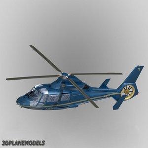 maya eurocopter dauphin ii private