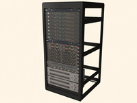 Audio Effects Rackmount System2