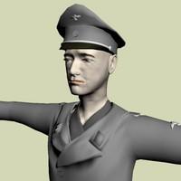games military 3d model