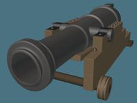 cannon 3d lwo