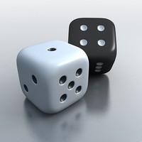 3d dice 3