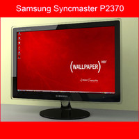 3ds monitor p2370