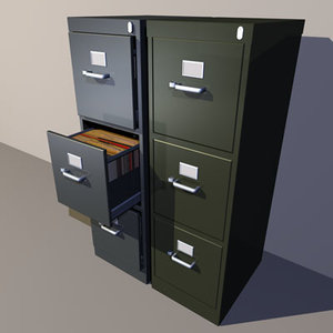 file cabinet 03 dxf