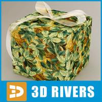 gift wrap 3d model