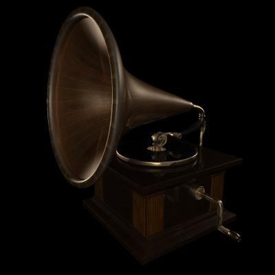 maya gramophone