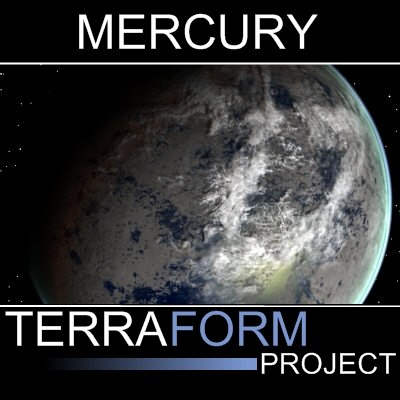 Terraformed Mercury on map of mars, terraforming mercury, see mercury, map of planet venus, us map of the mercury, surface of mercury,