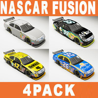 Nascar Fusion pack