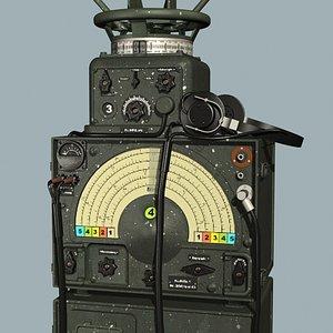 max german wwii radio set