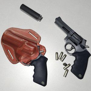 cinema4d taurus revolver