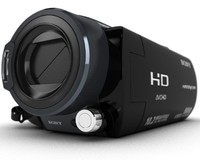 3d model sony hdr sr12e