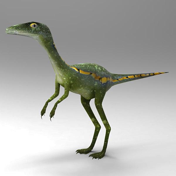 max troodon formosus
