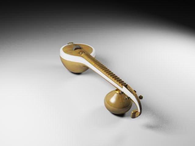 maya veena instrument