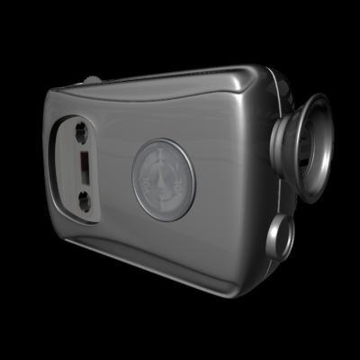 3d model voice recorder