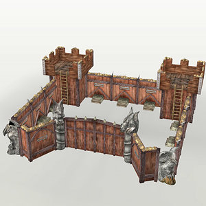 dragon fort 3d 3ds