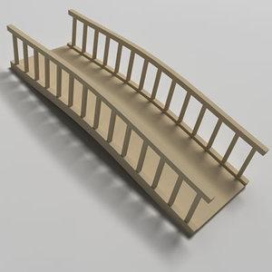 3d model bridge