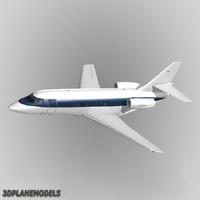 Dassault Falcon 2000 NetJets