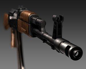 soviet gun c4d free