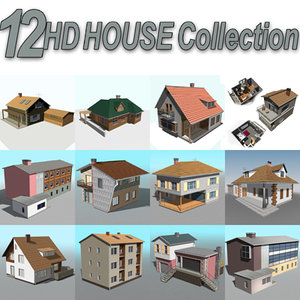 3ds house