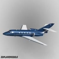 Dassault Falcon 20/200 Private livery 7