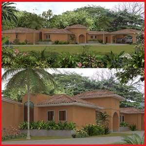 maya house furniture
